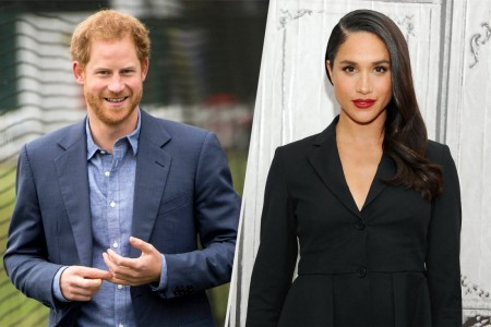 Prince Harry Meghan Markles Wedding Photos Compared To